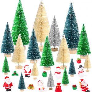 árbol de navidad vintage