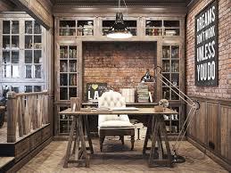 Decoración oficina vintage
