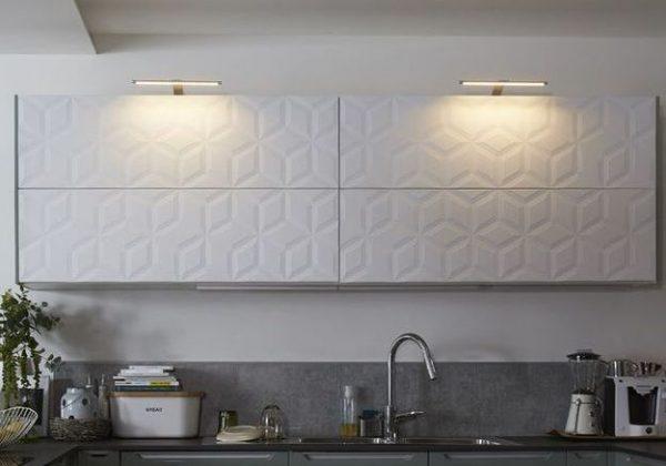 iluminar correctamente la cocina