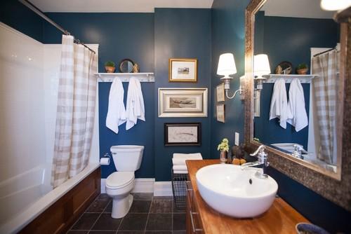 Beneficios de pintar el baño