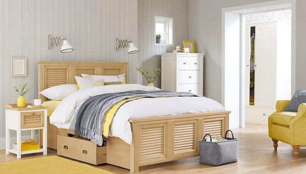 Cómo elegir una mesita de noche para un dormitorio